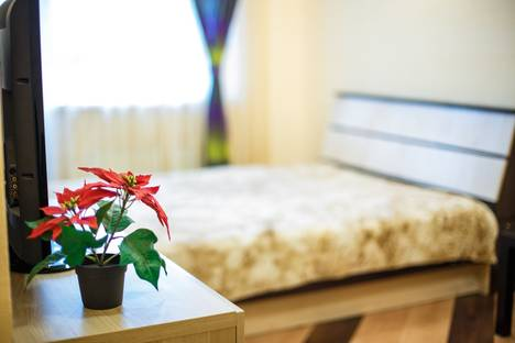 Сдается 1-комнатная квартира посуточнов Казани, Чистопольская 40.