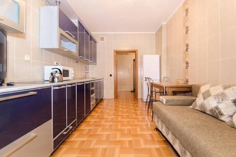 Сдается 1-комнатная квартира посуточнов Казани, проспект Фатыха Амирхана, 12е.