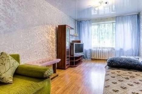 Сдается 1-комнатная квартира посуточнов Уфе, Проспект октября, 19.