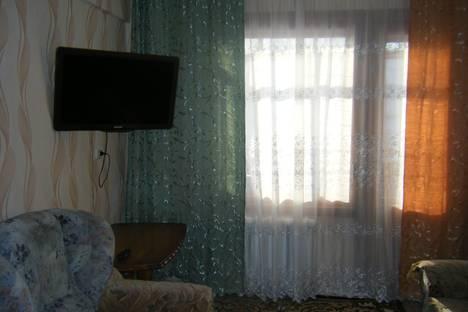 Сдается 1-комнатная квартира посуточно в Рубцовске, ул. Дзержинского, 23.