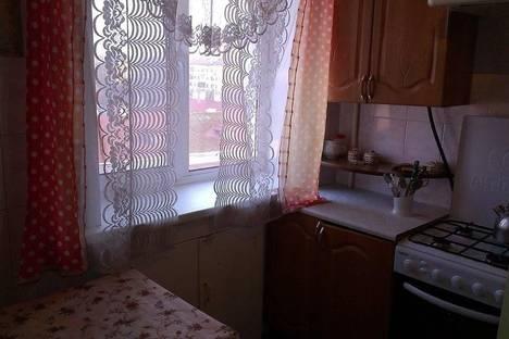 Сдается 2-комнатная квартира посуточно в Бобруйске, улюОктяборьская 165.