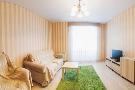 Сдается 2-комнатная квартира посуточно в Казани, ул. Чернышевского, 16.