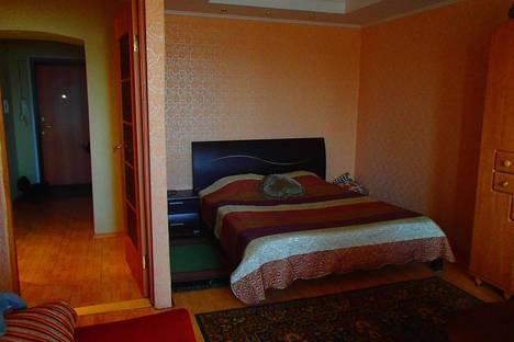 Сдается 1-комнатная квартира посуточнов Казани, Ямашева 104.