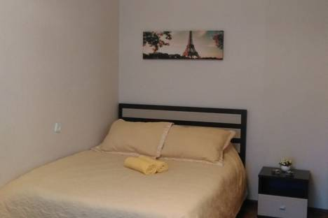 Сдается 1-комнатная квартира посуточно в Железногорске, Школьная,50б.