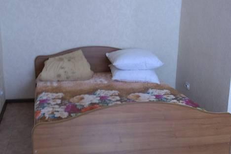 Сдается 1-комнатная квартира посуточнов Петропавловске-Камчатском, Максутова 36-а.