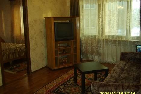 Сдается 2-комнатная квартира посуточно в Дзержинске, Ленина, 89.