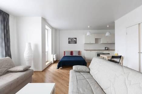 Сдается 1-комнатная квартира посуточно в Химках, Совхозная, 11.