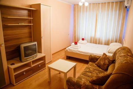 Сдается 1-комнатная квартира посуточно в Брянске, ул.Ромашина, 33.