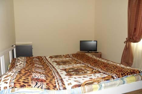 Сдается 1-комнатная квартира посуточно в Новороссийске, с.Гайдук. ул. Кирова 11.