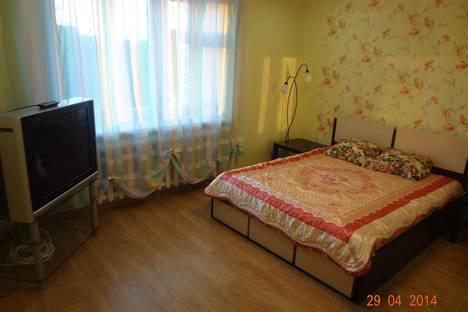 Сдается 2-комнатная квартира посуточно в Костроме, ул. Машиностроителей, 35.