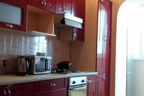 Сдается 1-комнатная квартира посуточно в Костроме, ул. Катушечная, 26.