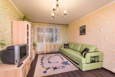 Сдается 1-комнатная квартира посуточнов Казани, ул. Академика Лаврентьева, 14 а.