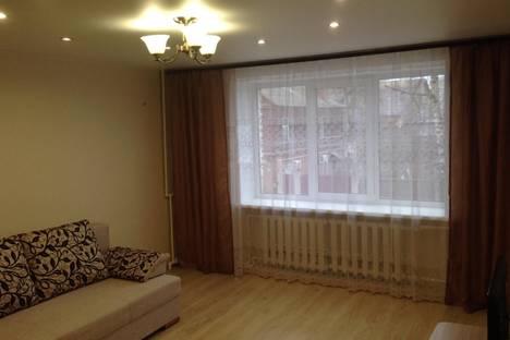 Сдается 1-комнатная квартира посуточнов Боровичах, Ленинградская 48.