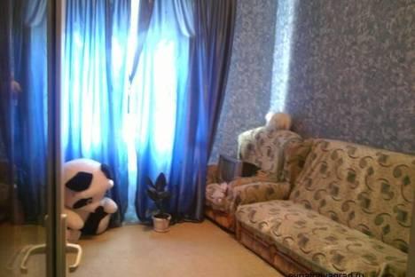 Сдается 3-комнатная квартира посуточнов Заозерном, Песчанка, 6.