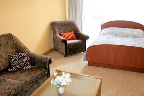 Сдается 1-комнатная квартира посуточно в Гатчине, ул. проспект 25 октября 63.