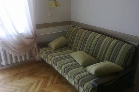 Сдается 2-комнатная квартира посуточно в Железноводске, Ленина 3.