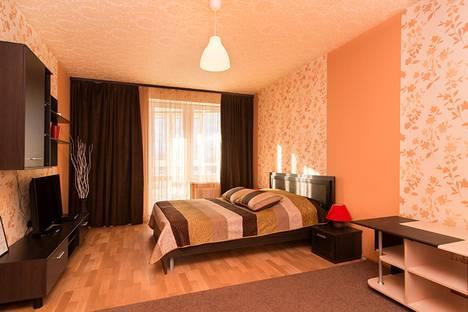 Сдается 1-комнатная квартира посуточно в Гатчине, ул. Карла Маркса 4.