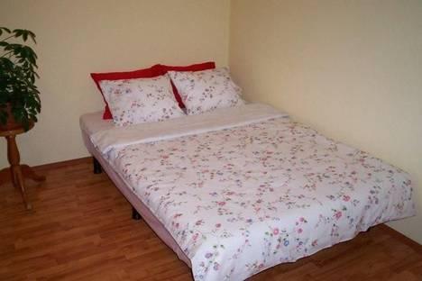 Сдается 1-комнатная квартира посуточно в Гатчине, ул. Авиатрассы Зверевой 1.
