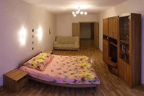 Сдается 1-комнатная квартира посуточно в Гатчине, ул. Чалова 59а.