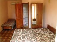 Сдается посуточно комната в Судаке. 15 м кв. ул. шелковый путь д.6