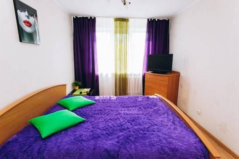 Сдается 2-комнатная квартира посуточно в Екатеринбурге, ул. Волгоградская, 188.