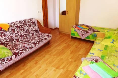 Сдается 1-комнатная квартира посуточно в Анапе, ул. Тургенева, 244.