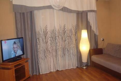 Сдается 1-комнатная квартира посуточнов Горно-Алтайске, Коммунистический проспект, 56.