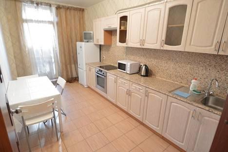 Сдается 1-комнатная квартира посуточнов Санкт-Петербурге, Выборгское шоссе, 17К1.