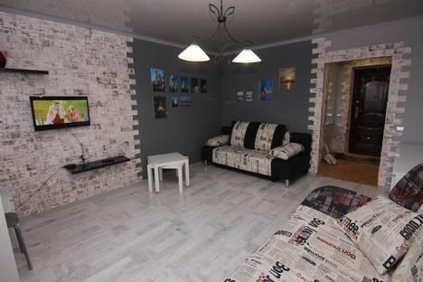 Сдается 1-комнатная квартира посуточнов Сызрани, ул. Комарова, 14.