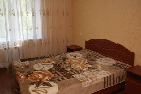 Сдается 2-комнатная квартира посуточнов Щелкином, 3 микрорайон, 88.