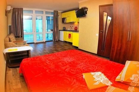 Сдается 1-комнатная квартира посуточно в Щёлкине, Мысовое, Анджиевского, 3.