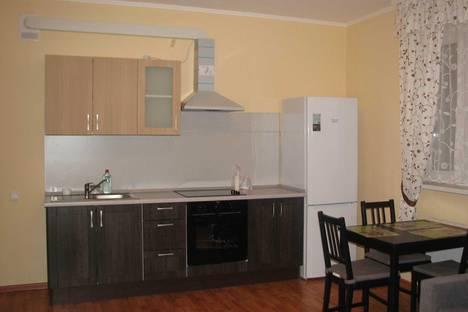 Сдается 1-комнатная квартира посуточнов Екатеринбурге, переулок Трактористов, 4.