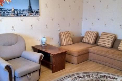 Сдается 1-комнатная квартира посуточно в Орле, ул. Максима Горького, д.44.