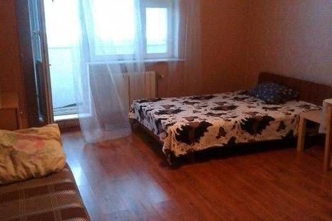Сдается 2-комнатная квартира посуточно в Магнитогорске, ул. им газеты Правда, 53.