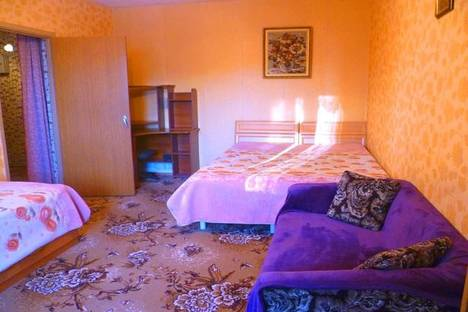 Сдается 2-комнатная квартира посуточнов Коломне, ул. Девичье поле, 2д.