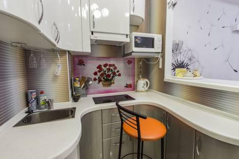 Сдается 1-комнатная квартира посуточнов Андреевке, Фадеева 48.