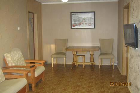 Сдается 3-комнатная квартира посуточно в Южно-Сахалинске, Комсомольская ул., 192А.