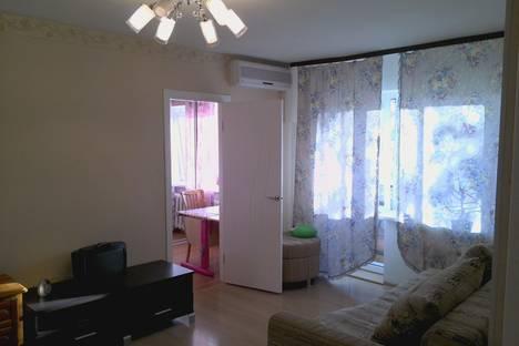 Сдается 3-комнатная квартира посуточно в Хабаровске, Ленина , 38а.