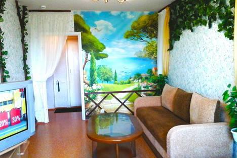 Сдается 1-комнатная квартира посуточнов Волжском Утёсе, бульвар Ленина, 14 а.