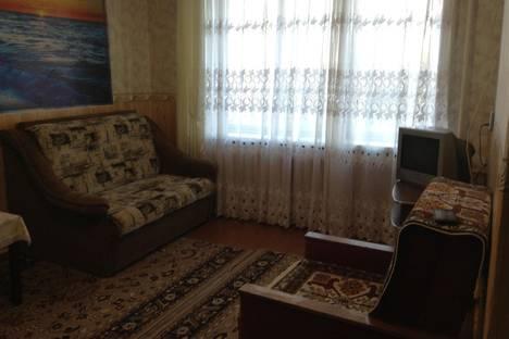Сдается 1-комнатная квартира посуточнов Киришах, Ленина 2.