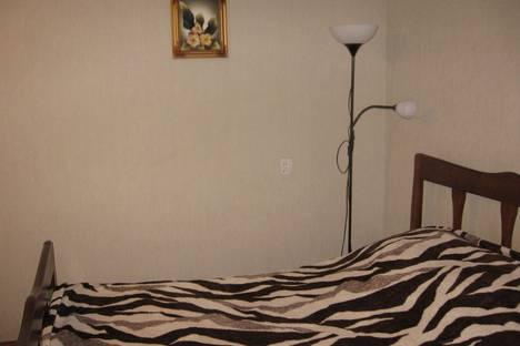 Сдается 1-комнатная квартира посуточно в Нижнем Новгороде, улица Героя Советского Союза Прыгунова, 17.