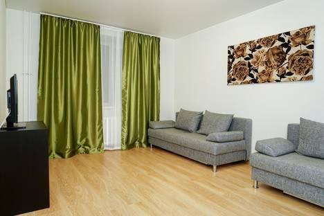 Сдается 2-комнатная квартира посуточно в Уфе, ул. Академика Ураксина, 3.