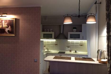 Сдается 1-комнатная квартира посуточно в Бердске, ул. Ленина, 56.