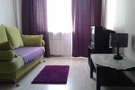 Сдается 1-комнатная квартира посуточнов Крымске, ул. Советов, 16.