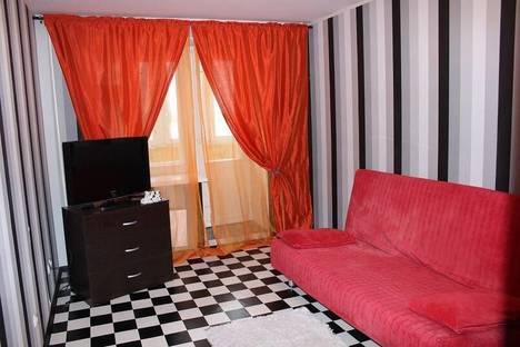 Сдается 1-комнатная квартира посуточнов Казани, проспект Фатыха Амирхана, 13.
