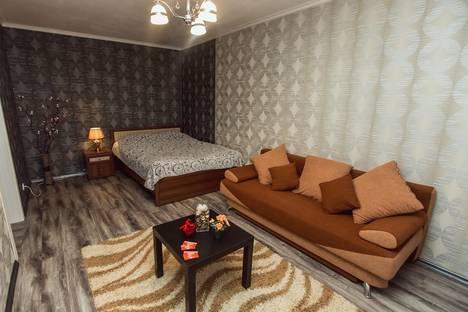 Сдается 1-комнатная квартира посуточнов Нефтекамске, ул. Социалистическая, 29.