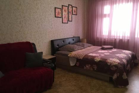 Сдается 1-комнатная квартира посуточно в Иванове, ул. Парижской Коммуны, 48.