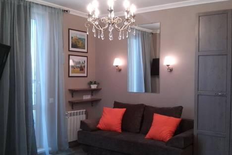 Сдается 1-комнатная квартира посуточно в Новосибирске, Некрасова,63/1.