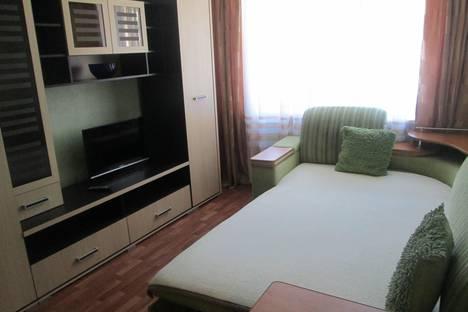 Сдается 1-комнатная квартира посуточно в Пензе, ул. Попова, 16.