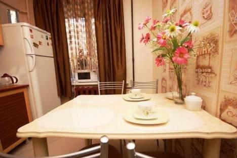Сдается 2-комнатная квартира посуточнов Казани, Четаева 28.